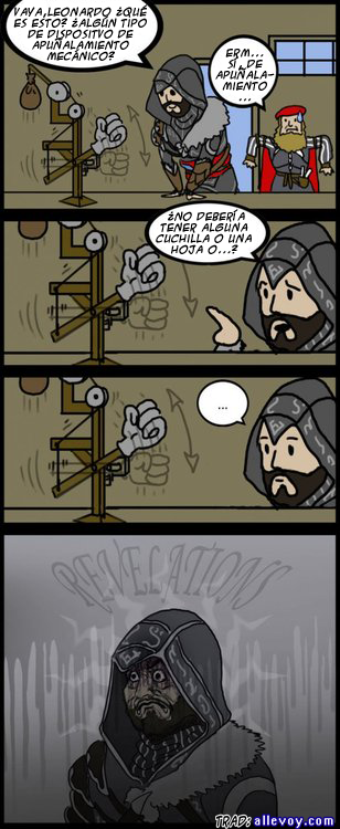 "Assassin's Creed ""Revelations"". Original en Dorkly"