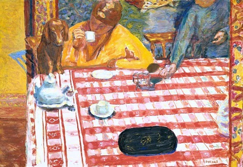 Pierre Bonnard Coffee 1915