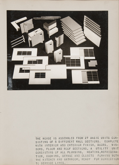 (via In The Galleries: Bel Geddes's Modular Homes | Cultural Compass)