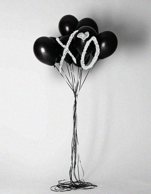 fuckswagimfashion:  House of Balloons.