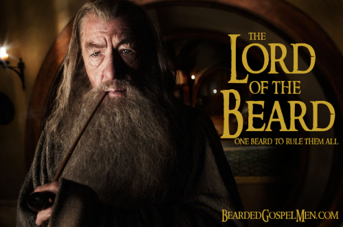 One beard to rule them all.
