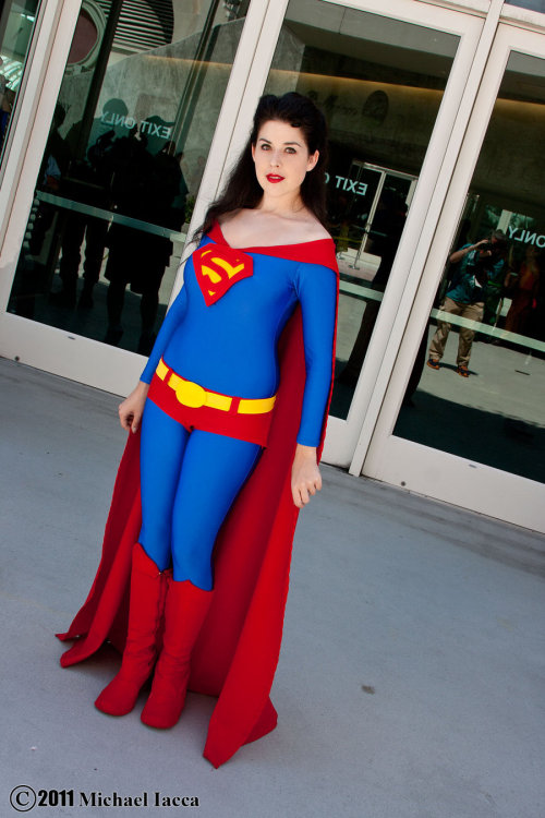 misskitquinn:  Superma'am A random photo I found as I'm cleaning up my computer  Kit's the best.