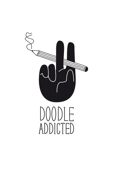 visualgraphic:  Doodle Addicted