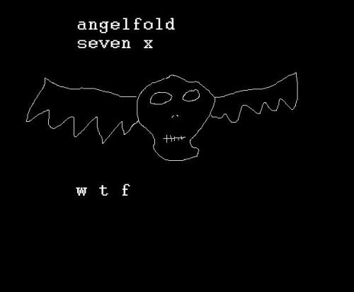 waking the fallen ms paint