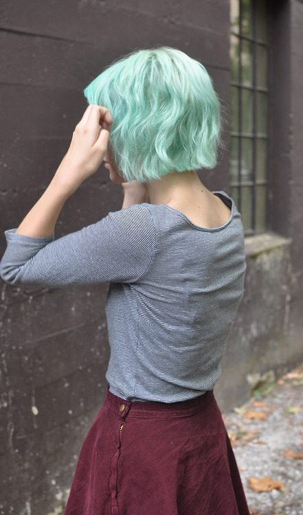crushedskulls:  hair