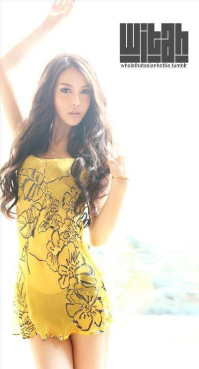 Asian Hottie Name: Zhang Xiao Ge (Gina) (张小格) Ethnicity: Chinese whoisthatasianhottie.tumblr.com