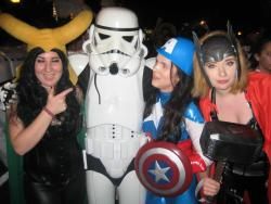 avengers: meet star wars.