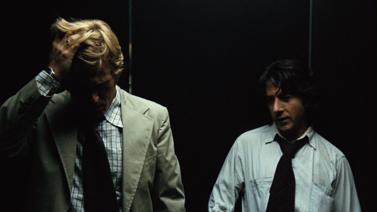 Films watched in 2012 #63 - All the President's Men