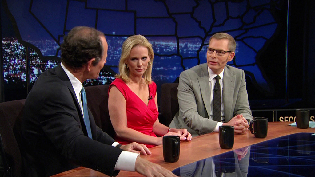 Margaret Hoover is on Real Time with Bill Maher tonight… last time she was on, this happened.