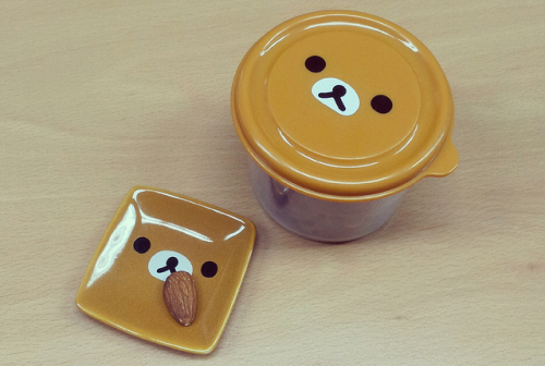 irresistableness:  Rilakkuma from Fukuoka by im_superfine on Flickr.