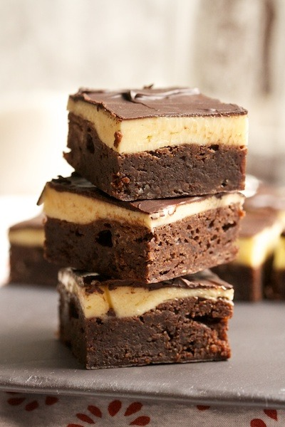 buttercream brownies