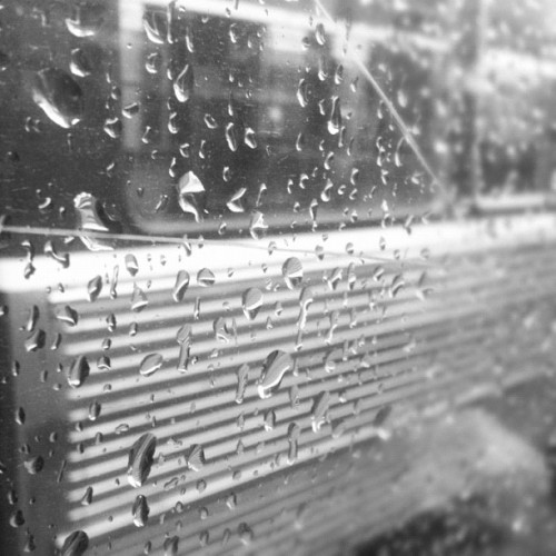 #train #rain #windowpane #whatsyourname #fame #fame #fame #fame