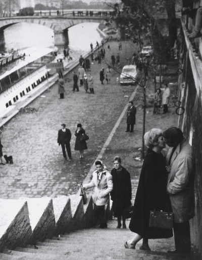 Paris 1961  Photo: Martin Munkacsi