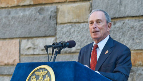 Michael Bloomberg endorses Barack Obama, 'a president to lead on climate change'The surprise endorsement follows the devastating effects of Hurricane Sandy on New York City and the surrounding area.