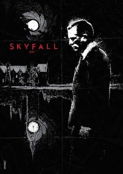 Skyfall   Daniel Norris gets splatter happy with Sam Mendes Skyfall…View Postshared via WordPress.com