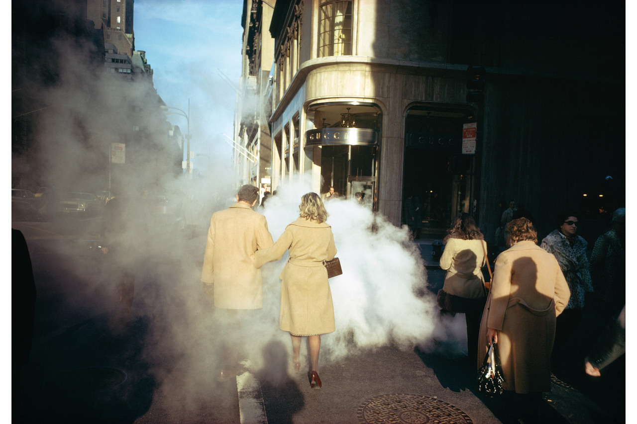 New York City, 1975 (photo: Joel Meyerowitz) In honor of the 50th anniversary of when he first took up a camera, photographer Joel Meyerowitz has compiled hundreds of his favorite images for a new two-volume collection. See more photos here.