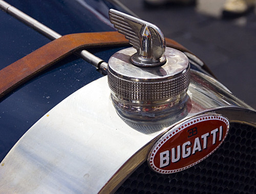 cloggo:  DIESELPUNK Bugatti at Mille Miglia Rally From HERE