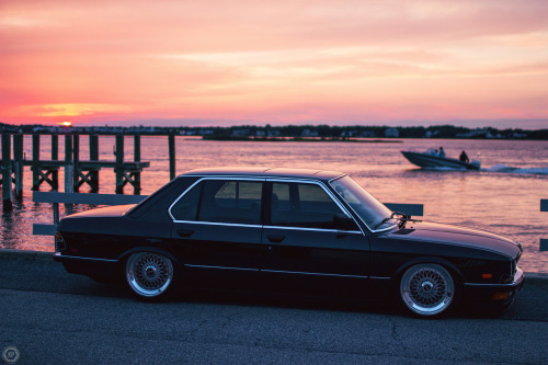 tastecannotbebought:  Gorgeous shot Kielan took of my car with a boat cruising on by.