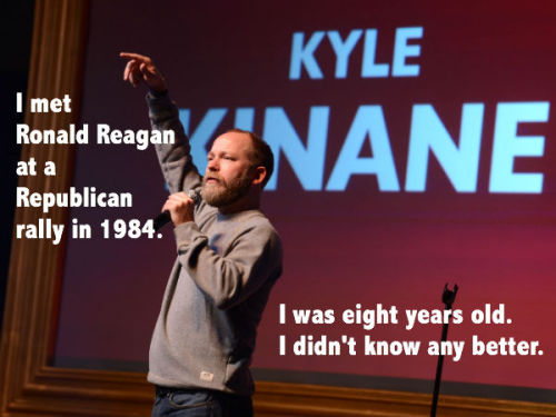 ccindecision:  Kyle Kinane does The Indecision 11