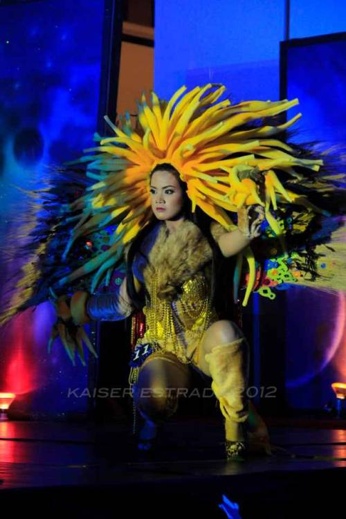 Theme Wear Zodiac sign: LEO  Make Up Artist: Deo Photographer: Kaiser Estrada