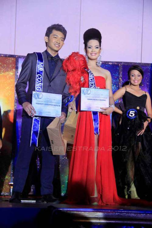 Miss Congeniality :)  with Mr. Congeniality, Marcley Augustus Natu-el