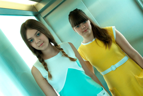 "Classic Interview: Klara Söderberg of First Aid Kit would like people to know that she and her sister Johanna were an active duo performing shows in Sweden before folks in the U.S. discovered them through their cover of Fleet Foxes' ""Tiger Mountain Peasant Song"" on YouTube. ""I don't want them to think we were not making music and then did the Fleet Foxes cover and were like, 'Oh, we can make music,'"" Klara explains. ""We've always been doing our own songs, and that has been the main thing."" (via First Aid Kit Interview 