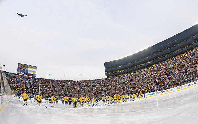 The NHL has canceled the 2013 Winter Classic, which was scheduled to be played at Michigan Stadium.