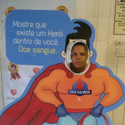 Isaque super hero #hero