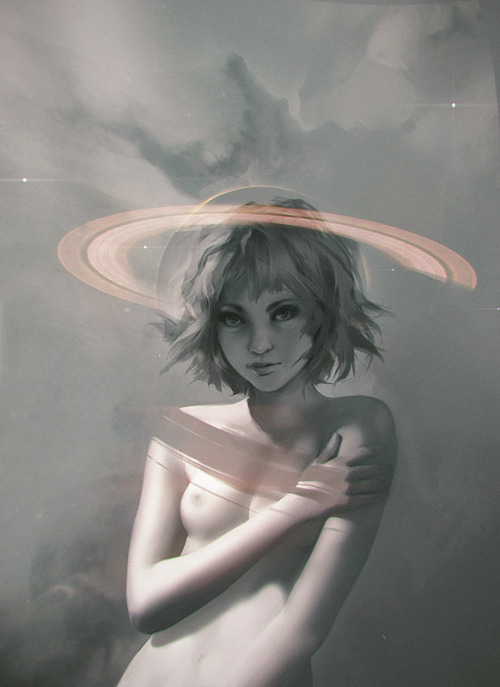 just-art:  Prometheus : by Jace Wallace / Website