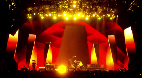 (via Video: See Led Zeppelin play 'Kashmir' from their new film)