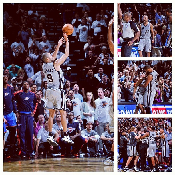 Photo: Tony Parker - Cold Blooded. (via @NBAGuru)