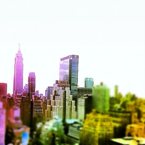 samedelmanshoes:  ❤NYC🇺🇸 (at Empire State Building)