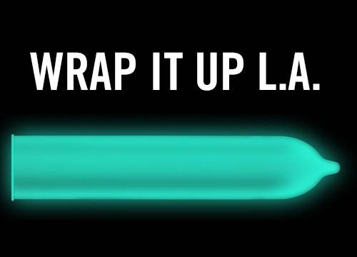 Free Glow in the Dark Condoms for Halloween in Los Angeles The Los Angeles County health department will distribute free glow in the dark condoms at local Halloween events. Read more: http://www.poz.com/articles/halloween_glow_condoms_1_23082.shtml