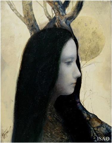 Isao Tomoda, On A Quiet Night, I Saw The Moonlight