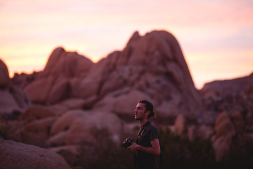 alvincredible:  Brian at Joshua Tree  F/8 and be there. Thanks Alvin.