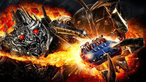 """Transformers: the Ride — 3D"" Coming to Universal Orlando Five months ago, ""Transformers: the Ride — 3D"" debuted at Universal Studios Hollywood, and now the folks in Florida will have the chance to experience an intergalactic battle between the Autobots and the Decepticons. Yesterday, Universal Orlando announced that ""Transformers: The Ride"" is coming to the park this summer."