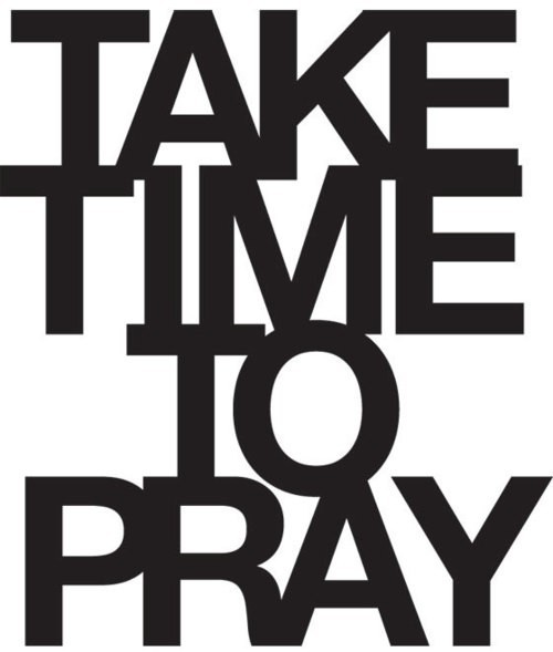 becauseofchristilive:  grace—amazing:  catholicgeek:  Take time to Pray.  Talk to your Father.