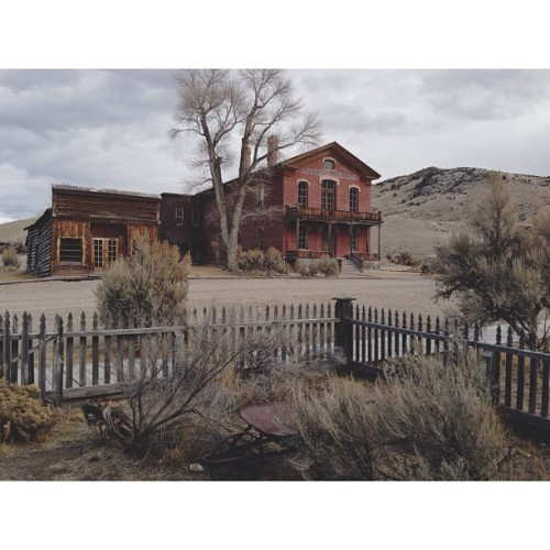 Bannack, Montana (at Bannack, MT)