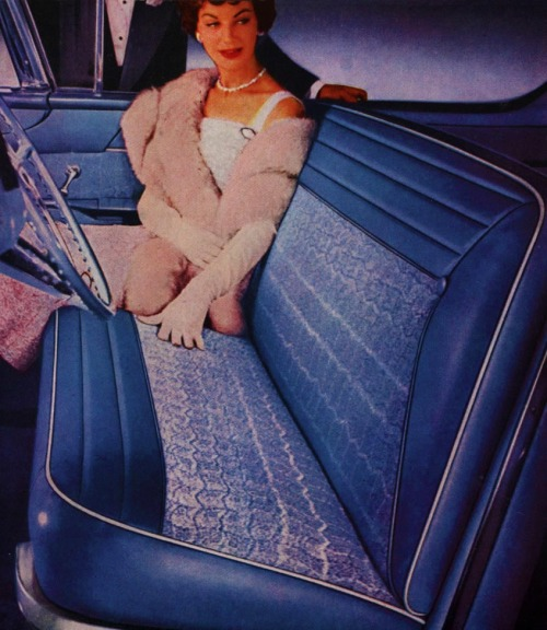 1950sunlimited:  1957 Buick Roadmaster ad detail