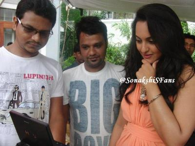 Exclusive Pictures of Sonakshi… ♥ ♥