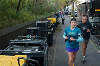 New York Marathon won't be held Sunday, NBC 4 New York reports (Photo: Jonathan Sanger / NBC News) The New York Marathon will not be held Sunday, NBC 4 New York reported Friday.  Mayor Michael Bloomberg had earlier defended his decision to hold it despite heavy criticism as the city struggles back from Superstorm Sandy. Read the complete story.
