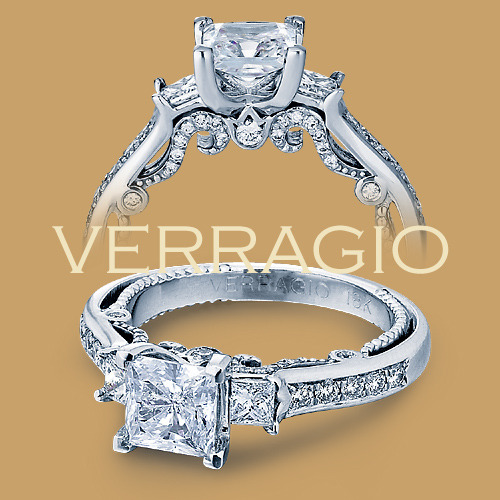 At Verragio we love a special and happy ending to every engagement story. Proud owners of the Insignia 7067P and newly engaged couple Melanie and Rick were kind enough to tell theirs, as well as their wonderful experience with Christopher Williams Jewelers.  Share in the love and let us know what you think: http://cwjblog.com/?p=3782