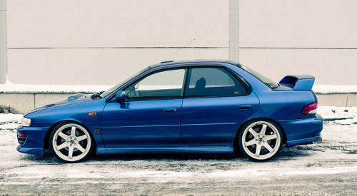 gdbracer:  Subaru Impreza WRX STI Type-RA V-Limited by coleybwoy on Flickr.