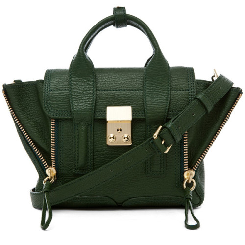 3 1 Phillip Lim handbag   ❤ liked on Polyvore (see more satchel handbags)