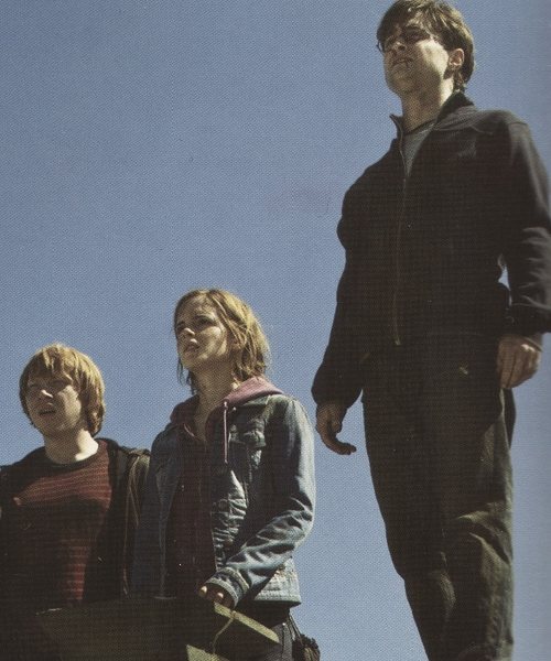 Rupert, Emma and Dan @ Film Wizardry