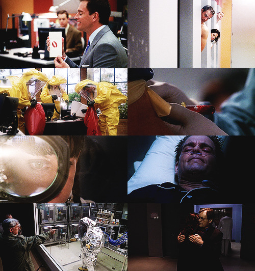 "50 Favourite NCIS Episodes   in no particular order  ↳ #6 2x22 ""SWAK "" Gibbs: You. Will. Not. Die. DiNozzo: Gotcha, Boss."