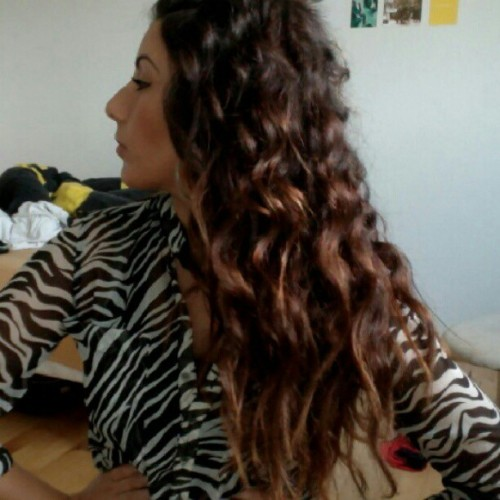 Curls and squirrels #me #kurdish #profile #curls #hair #brown #makeup #beauty #mua #zebra #animal #nofilter #bw #bronze #jj_forum #jj #bestoftheday #picoftheday #danmark #instamood #instaphoto #happy