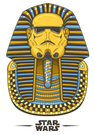 Troopankhamun | © Neil Hanvey
