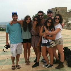 Ain't no body fuckin with my clique #birthright #jaffa #nofilter