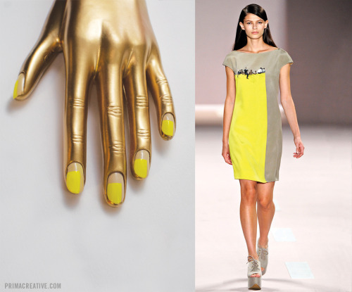 The Akris Manicure Inspired by